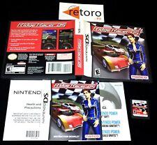 RIDGE RACER DS NINTENDO DS NTSC USA COMPLETO BUEN ESTADO FREE REGION ENVIO COMB