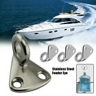 4pcs Fender Eye Stainless Steel 316 For Yacht Coat Hook Boat Accessories Durable