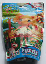Lalaloopsy Puzzle on the go. 100pc New in package. Factory sealed. Lalaloopsies.