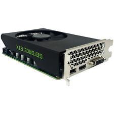 NVIDIA GeForce GTX 1660 6GB GDDR5 PCIe  w/ 1x HDMI 2.0b, 1x DisplayPort, 1x DVI