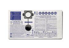 Gisowatt 83 144b0i Confezione 5 Sacchi orizzontali in Carta filtrante per Pc15