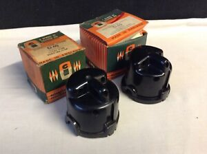 AUSTIN HEALEY MINI MG MIDGET LOTUS RILEY WOLSELEY MORRIS CI DISTRIBUTOR CAPS NOS
