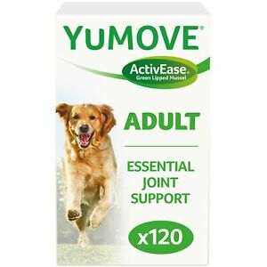 YuMOVE Joint Supplement for Adult Dogs 120/300 Tablets - DIRECT FROM YuMOVE
