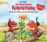 PHILIPP SCHEPMANN - DRACHE KOKOSNUSS-BESTE WITZE DRACHENSCHULE 3   CD NEU