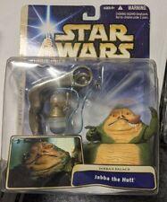 2004 Hasbro Star Wars SAGA Gold Ultra Jabba the Hutt