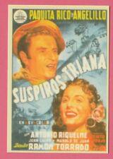 2008 Spanish Pocket Calendar #216 Suspiros de Triana Film Poster Paquita Rico