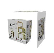 Nano Micro SIM Karten Adapter Nadel iPhone Samsung stabile Ausführung NOOSY