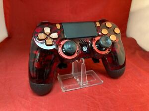 Scuf Gaming Infinity4PS PRO Playstation 4 PS4 Controller - Red Reaper Shell