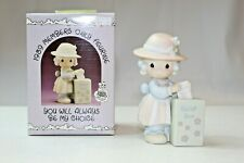 """Precious Moments Pm-891 1990 """"You Will Always Be My Choice"""" Mint In Box #482"""