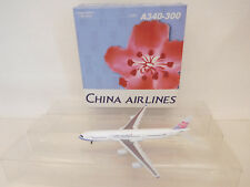 MES-58816Dragon Wings Airbus A340-300 China Airlines,1/400,sehr guter Zustand