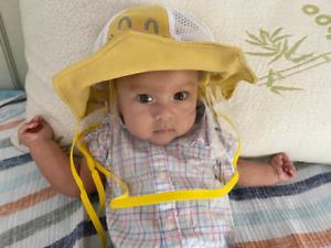 Baby  Face Shield