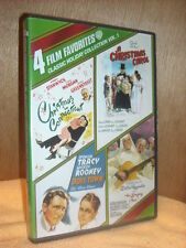 Classic Holiday Collection, Vol. 1: 4 Film Favorites (DVD, 2011, 4-Disc Set)
