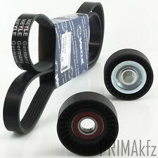 MEYLE 6PK1570 Keilrippenriemen + Spannrolle Umlenkrolle Ford Galaxy 2.0i 2.3