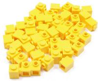 LEGO - 50 x Konverter - Stein / Konvertersteine 1x1 gelb / 87087 NEUWARE