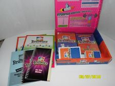 BRAINETICS: BREAKTHROUGH MATH & MEMORY SYSTEM -Mike Byster Home School 7 DVD Set