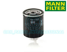 Mann Hummel OE Quality Replacement Fuel Filter WK 718/2