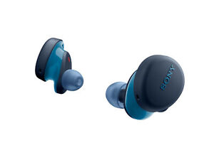 Sony WF-XB700/L Extra Bass True Wireless Bluetooth In-Ear Headphones - Blue
