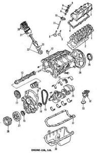Genuine Ford Exhaust Valve E6DZ-6505-A