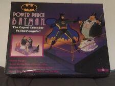 POWER PUNCH BATMAN. BATMAN VS. PENGUIN.  KayBee Toys 1992 RARE - Never Used!