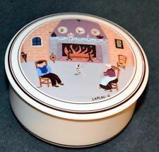 "VILLEROY & BOCH Design Naif- 5"" Trinket Box FIRESIDESCENE"