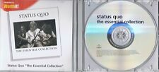 Status quo-woth It! - ESSENTIAL COLLECTION-CD ALBUM Hits whatever you want