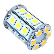 HQRP G4 24 LEDs SMD5050 LED Bulb Warm White for Malibu Garden Landscape Lighting