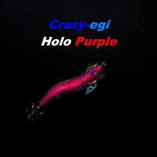 Crazy-egi Holo Purple size 3.5