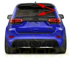 REAR TOP & MID SPOILER FOR JEEP GRAND CHEROKEE / SRT8 / WK2/ TRACKHAWK 2014-2020