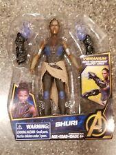 "Marvel Avengers SHURI 5.5"" Figure Avengers Black Panther Movie new/loose"
