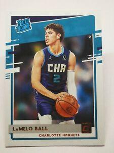 Panini Donruss 2020-21 N7 NBA Lamelo Ball Rated Rookie #202 Charlotte Hornets