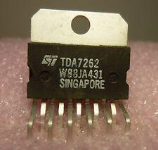 TDA7262 / IC / SIP / 1 PIECE (QZTY)