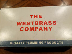 Westbrass 14-1 2 In. Rough-In With 12 In. And 4 In. Schedule 40 PVC Bath Waste