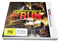 Need for Speed: The Run Nintendo 3DS 2DS Game