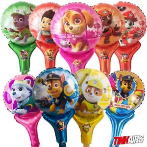 Paw Patrol Folienballons - Luftballon Ballon Kindergeburtstag Party Chaze Skye