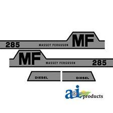 Massey Ferguson 285 Decal set