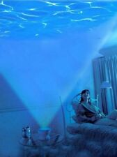 Children/Baby Sleep Aid Night Light Wall/Ceiling Ocean Wave Projector+Speaker