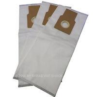 3 Kenmore Vacuum Cleaner Bags Cloth Type U O 50688 50690 5068 DVC Allergen