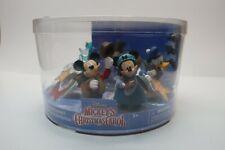 Disney Mickey's Christmas Carol Holiday PVC Figurine Playset