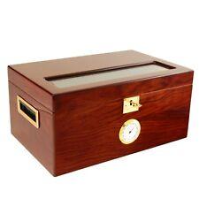 Lexington Cigar Star 150 Cigar Humidor with Crystal Humidifier System!