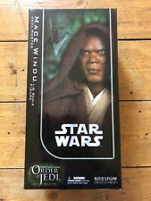 Sideshow Order Of The Jedi Mace Windu Jedi Master AFSSC1032