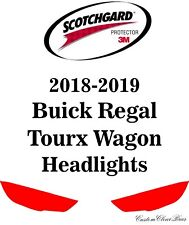3M Scotchgard Paint Protection Film Pre-Cut 2018 2019 Buick Regal Tourx Wagon