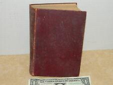 RARE Antique Standard English Poems 1905 Pancoast Book