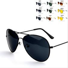 USA -Retro Outdoor Sports Sunglasses Unisex Eyewear Night Vision Aviator Glasses