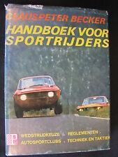 Peters' Book Handboek voor Sportrijders Clauspeter Becker (Nederlands)