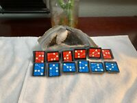 Game Pieces FOR Vintage 1984 Input Strategy Board Game Milton Bradley PiecesONLY