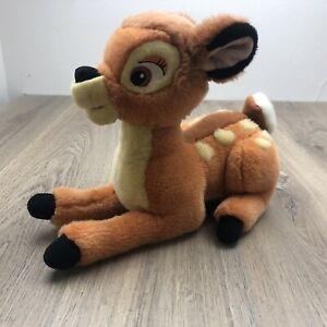 Disney Bambi Plush 37cm x 28cm In Beautiful Condition
