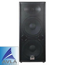 Wharfedale Pro EVP 15SB Passive Woofer Demo Use