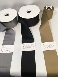 Offray 3 Inch Wide Grosgrain Ribbon 5 Yards