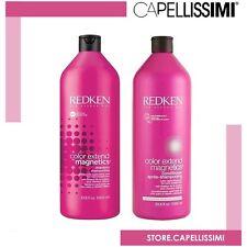 Redken Color Extend Magnetics Shampoo e Conditioner 1000 ml   Capelli Colorati