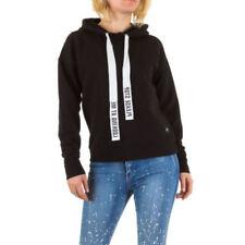 Damen-Pullover mit mittlerer Strickart und Schnürung M